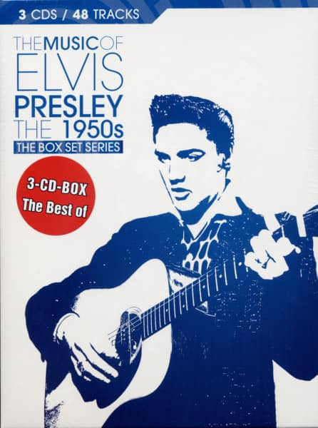 Music Of Elvis Presley - The 1950's (3-CD)