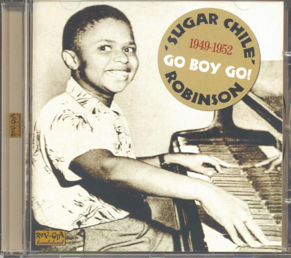 Go Boy Go! - 1949-1952 (CD)