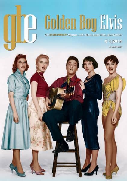 Golden Boy Elvis - Fachmagazin 1-2014