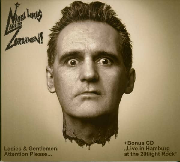 Ladies And Gentlemen, Attention Please (2-CD)