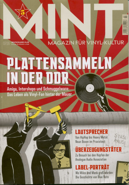 Mint Magazin #5, Juli 2016