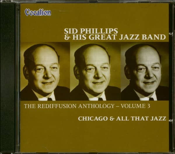 Chicago & All That Jazz - The Rediffusion Anthology - Volume 3 (CD)