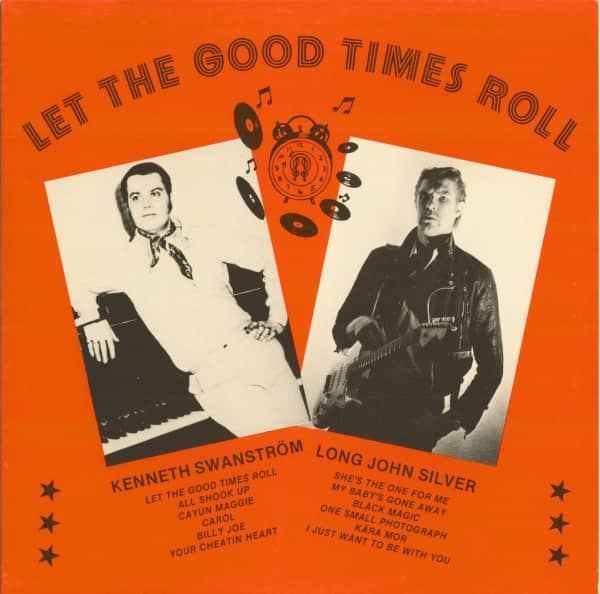 Let The Good Times Roll (LP)