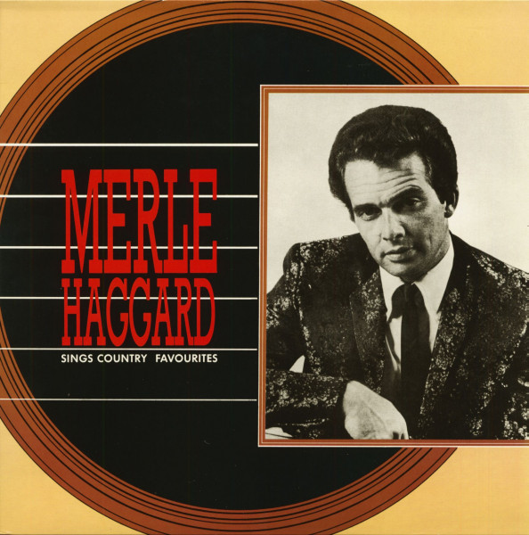 Merle Haggard Sings Country Favourites (LP)