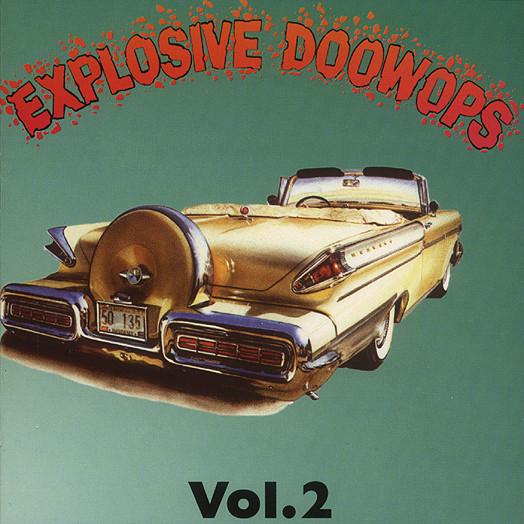 Vol.02, Explosive Doo Wop