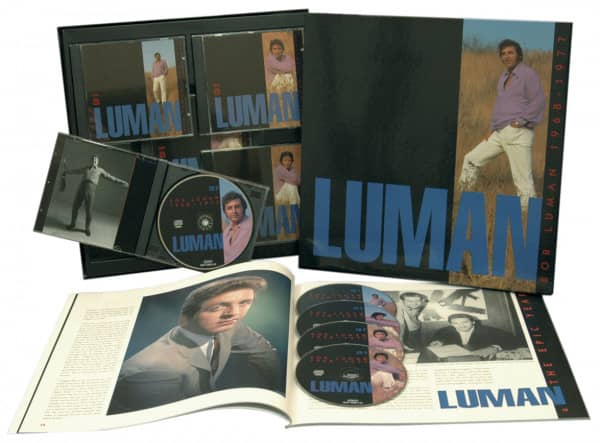 Luman, 1968-1977 (5-CD Deluxe Box Set)