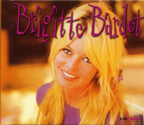 Brigitte Bardot (CD-Book)