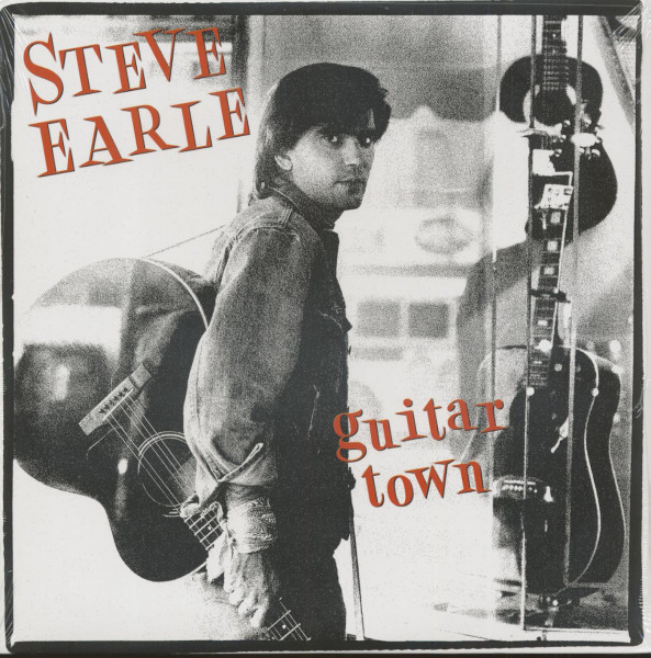 Guitar Town (LP, 180g Vinyl)