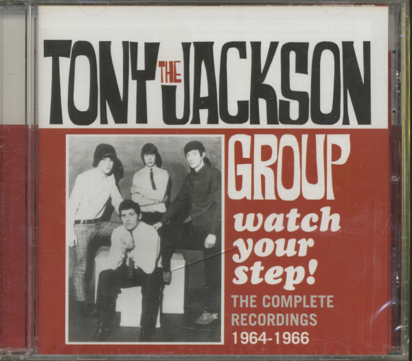 Watch Your Step - The Complete Recordings 1964-1966 (CD)
