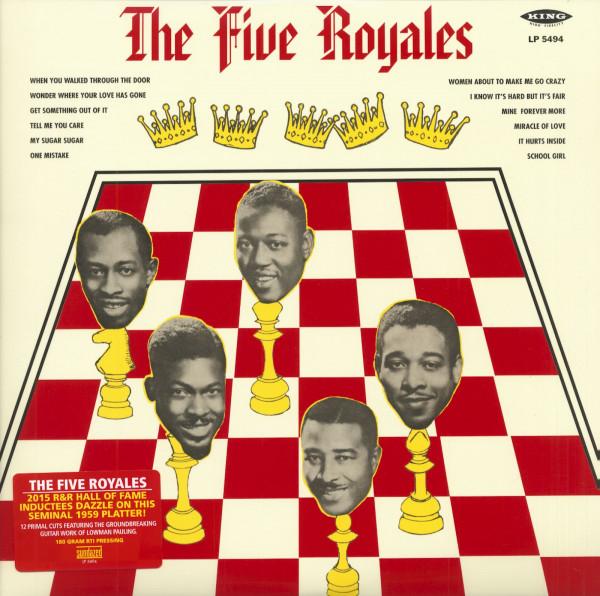 The Five Royales (LP, 180g Vinyl)