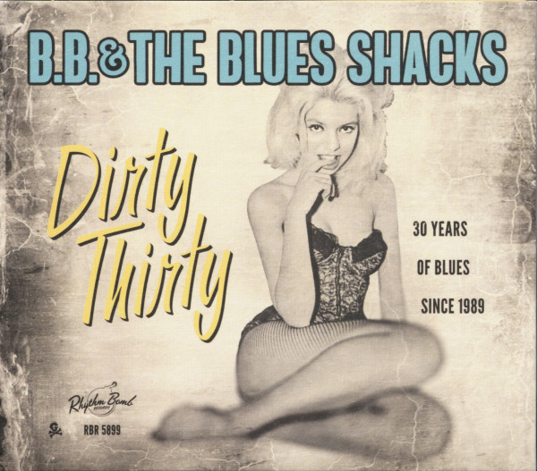 Dirty Thirty - 30 Years Of Blues Since 1989 (3-CD)