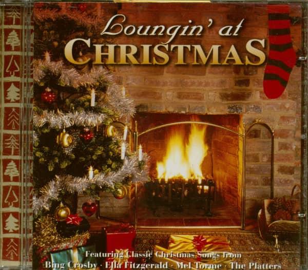 Loungin' At Christmas (CD)
