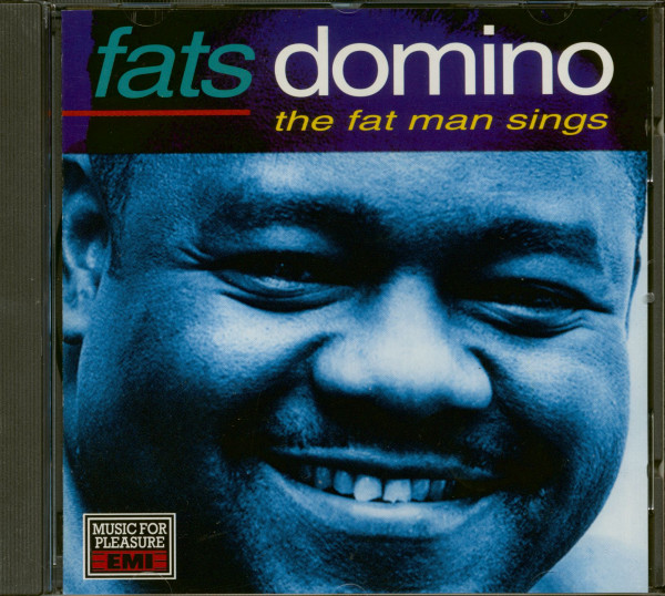 The Fat Man Sings (CD)