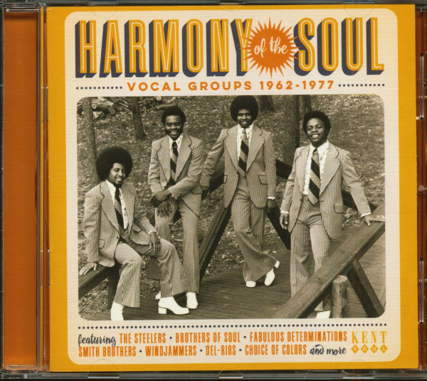 Harmony Of The Soul Vocal Groups 1962-1977 (CD)