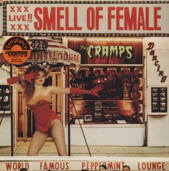 Smell Of Female (inklusive MP3 Download)