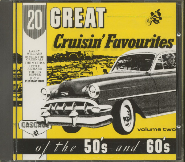 20 Great Cruisin' Favourites Of The 50s And 60s (CD)