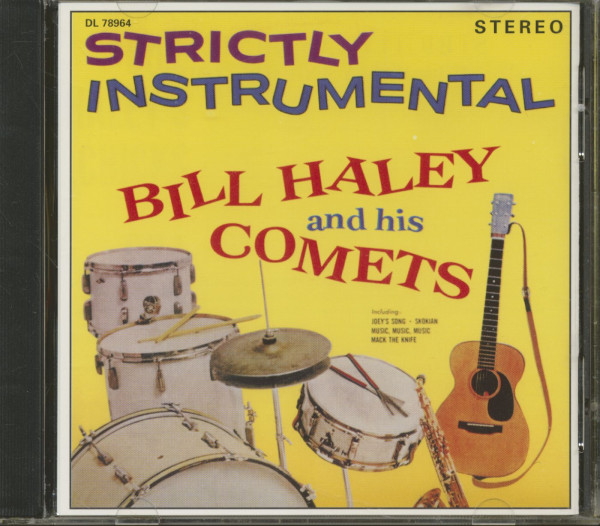 Bill Haley's Chicks - Strictly Instrumental (CD)