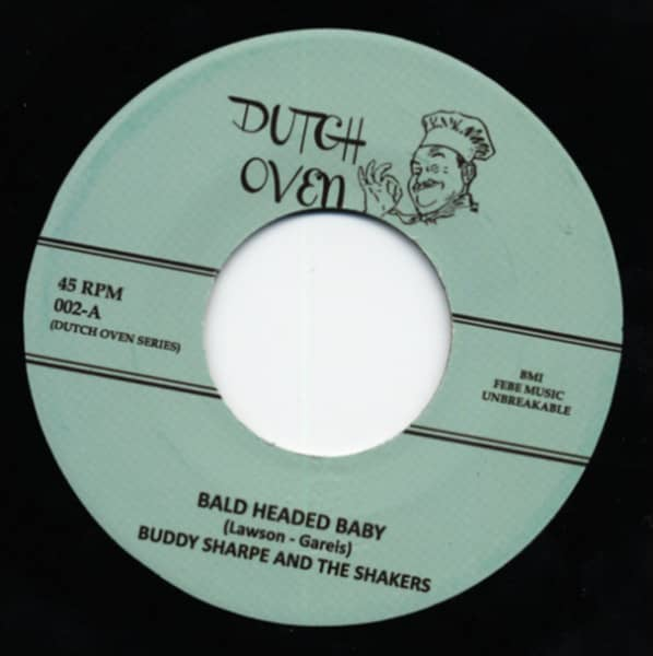 Bald Headed Baby - Beans 7inch, 45rpm