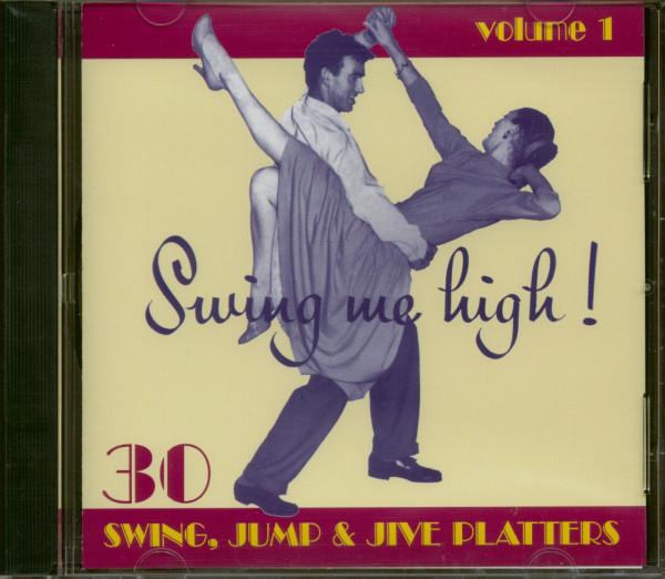 Swing Me High ! Swing, Jump & Jive Platters