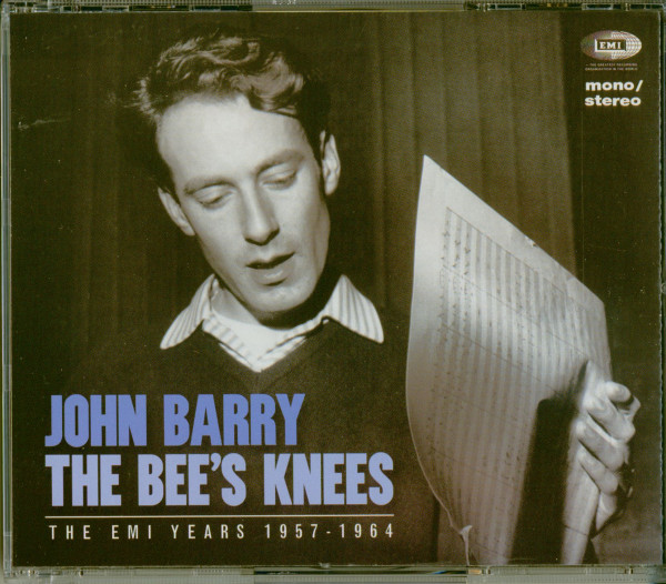 The Bee's Knees (3-CD) EMI Years 1957-64