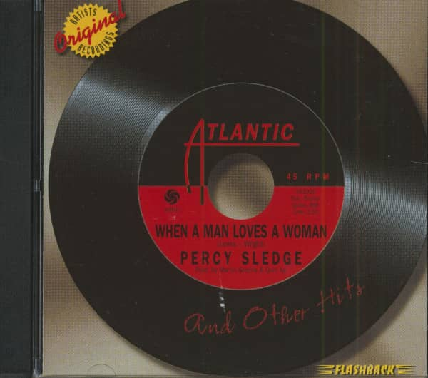 When A Man Loves A Woman - And Other Hits (CD)