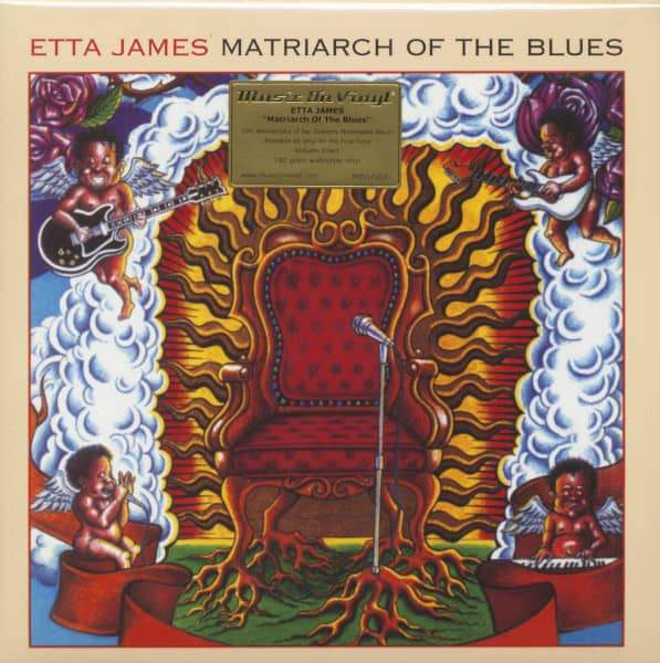 Matriarch Of The Blues (LP, 180g Vinyl)