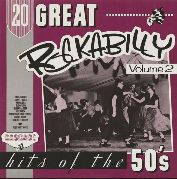 20 Great Rockabilly Hits, Vol.2 (LP)