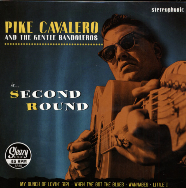 In...Second Round 7inch, 45rpm, EP, PS
