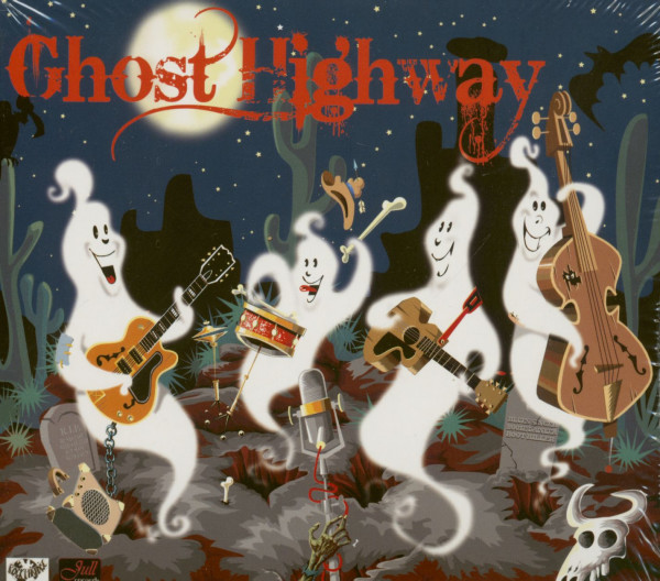 Ghost Highway (CD)