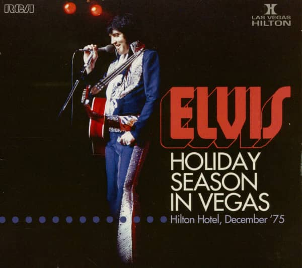 Holiday Season In Vegas - Hilton Hotel December '75 (2-CD)