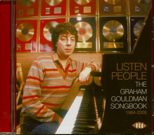 Listen People - The Graham Gouldman Songbook 1964-2005 (CD)