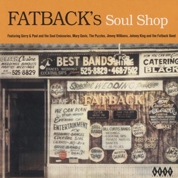 Fatback's Soul Shop