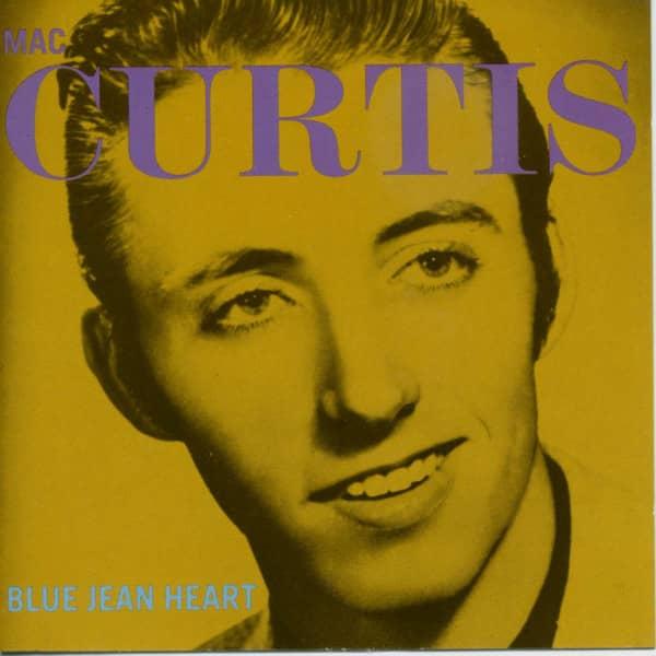 Blue Jean Heart (CD)