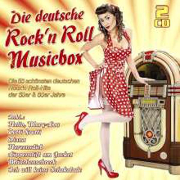 Die deutsche Rock & Roll Musikbox (2-CD)