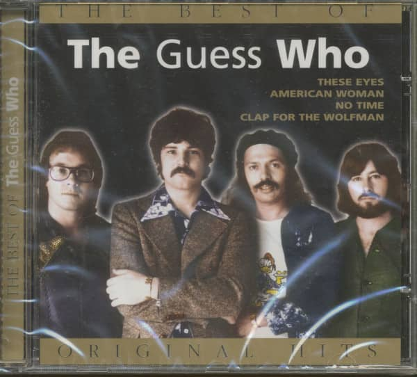 The Best Of The Guess Who (Original Hit Recordings) (CD)