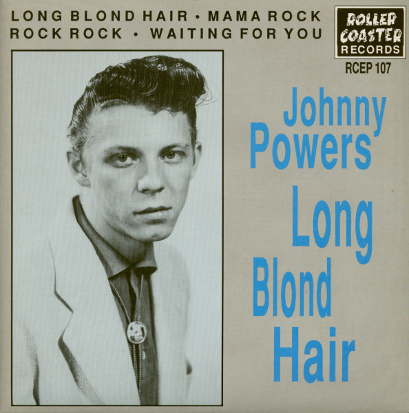 Long Blond Hair (7inch, EP, 45rpm, PS)