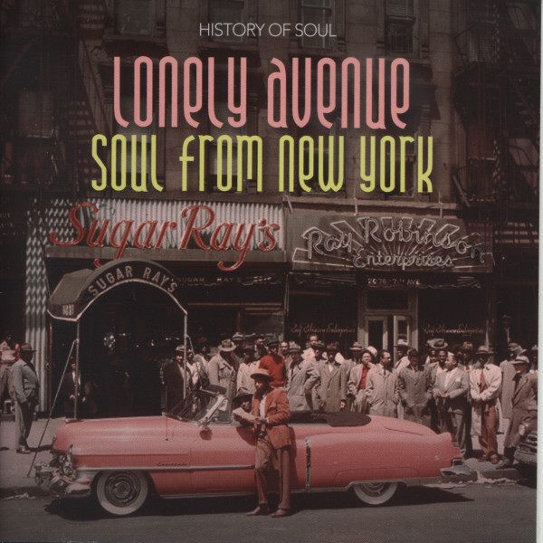Lonely Avenue - Soul From New York Vol.1 (2-CD)