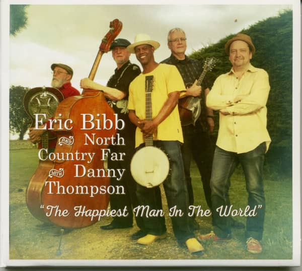 The Happiest Man In The World (CD)