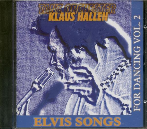Elvis Songs For Dancing Vol.2 (CD)