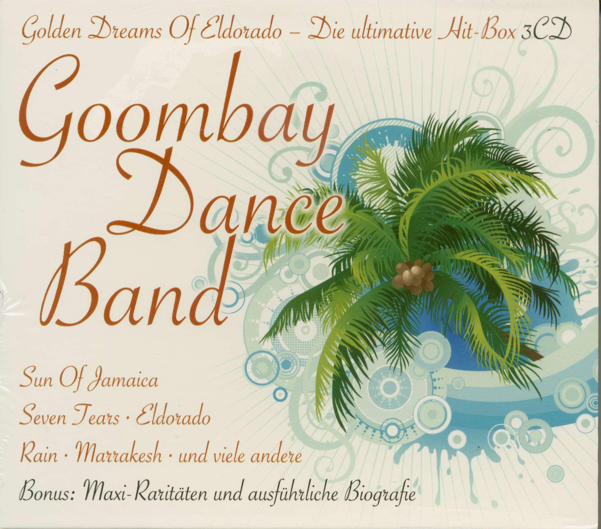 Goombay Dance Band CD: Die ultimative Hit-Box (3-CD) - Bear Family ...