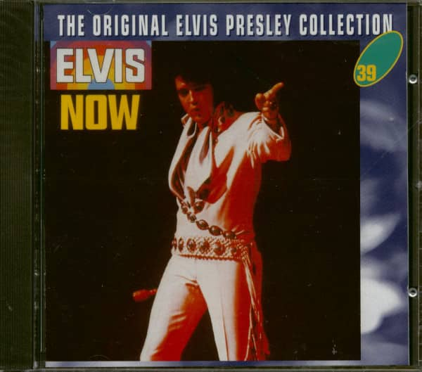 Elvis Now - The Original Collection #39 (CD)