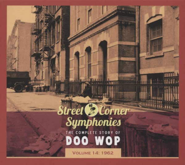Vol.14, 1962 The Complete Story Of Doo Wop
