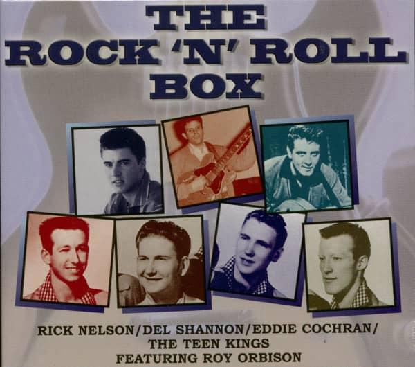 The Rock'n'Roll Box (3-CD)