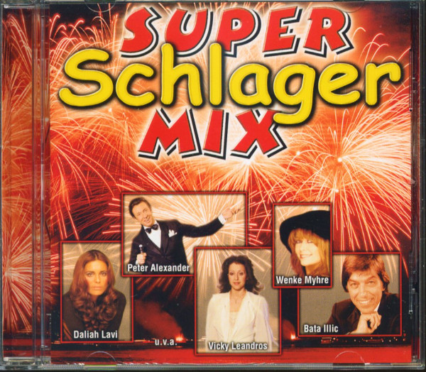 Super Schlager Mix (CD)
