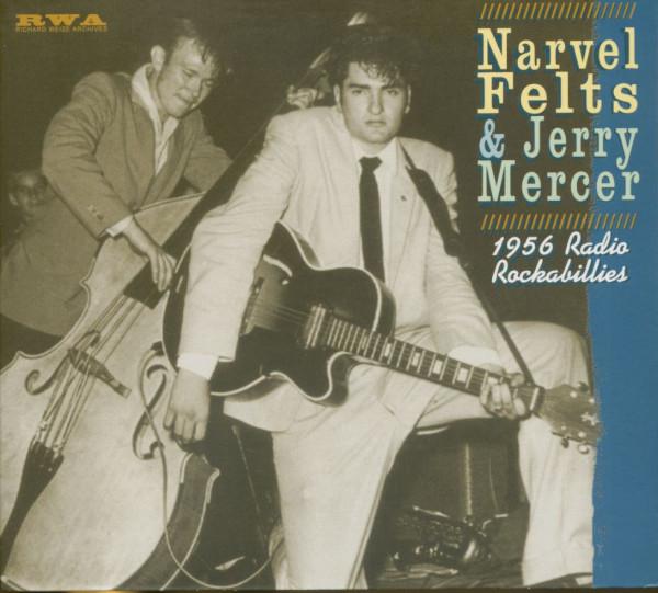 1956 Radio Rockabillies (CD)
