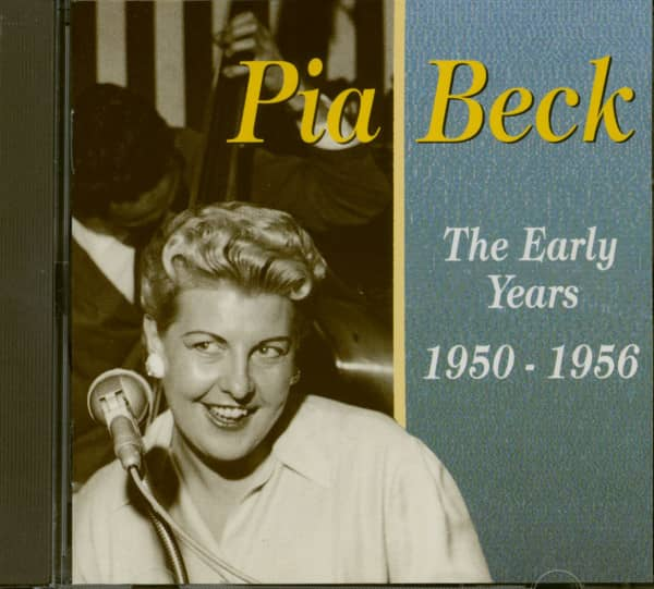 The Early Years 1950-1956 (CD)