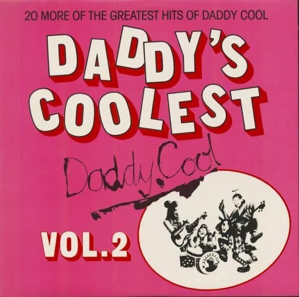 Daddy's Coolest, Vol.2 (LP)