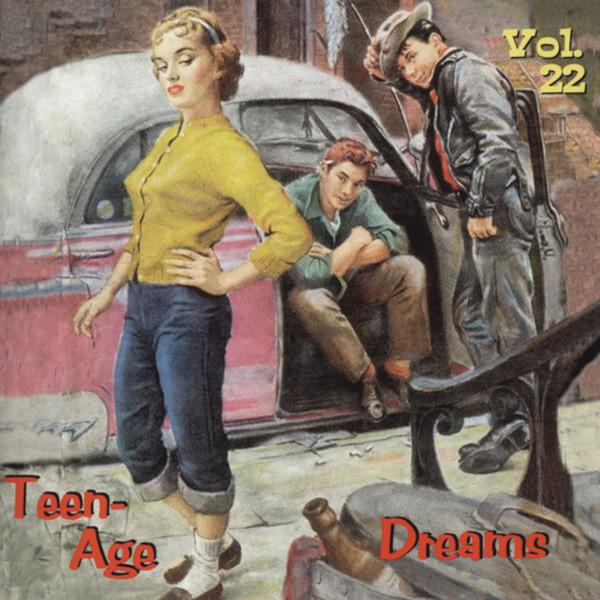 Vol.22, Teen-Age Dreams
