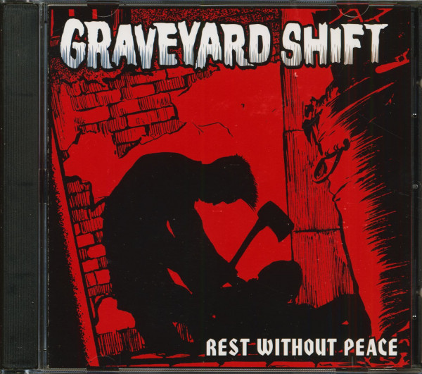 Rest Without Peace (CD)