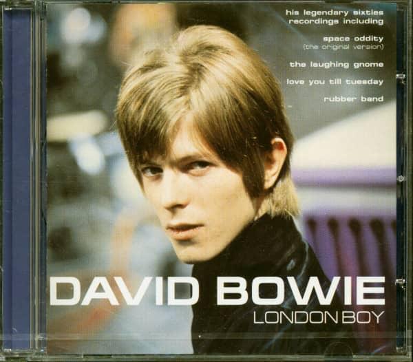 London Boy (CD)